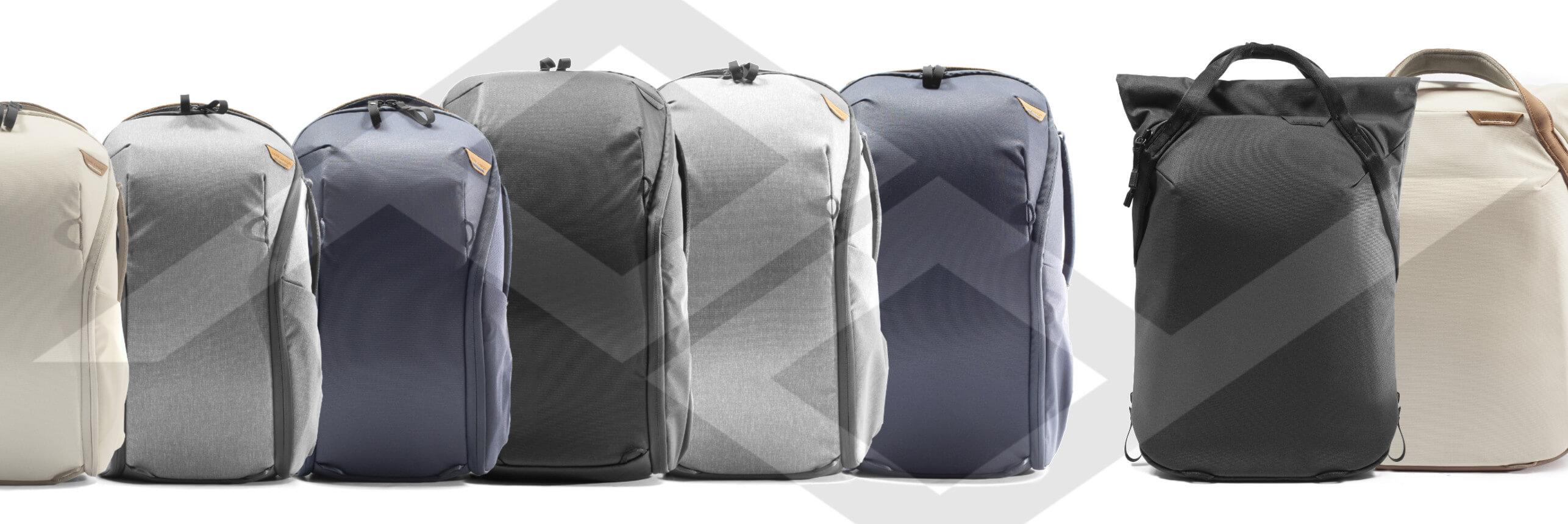 Na záda i do ruky. Backpack Zip a Totepack od Peak Designu v testu Nikonblogu