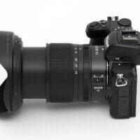 Nikon Z 50 s objektivem Nikkor Z 14–30 mm f/4 S