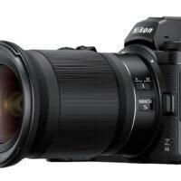 Nikon Z 6II s objektivem Nikkor Z 20 mm f/1,8 S