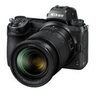 Nikon Z 6II s objektivem Nikkor Z 24–70 mm f/4 S