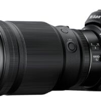 Nikon Z 7II s objektivem Nikkor Z 50 mm f/1,2 S