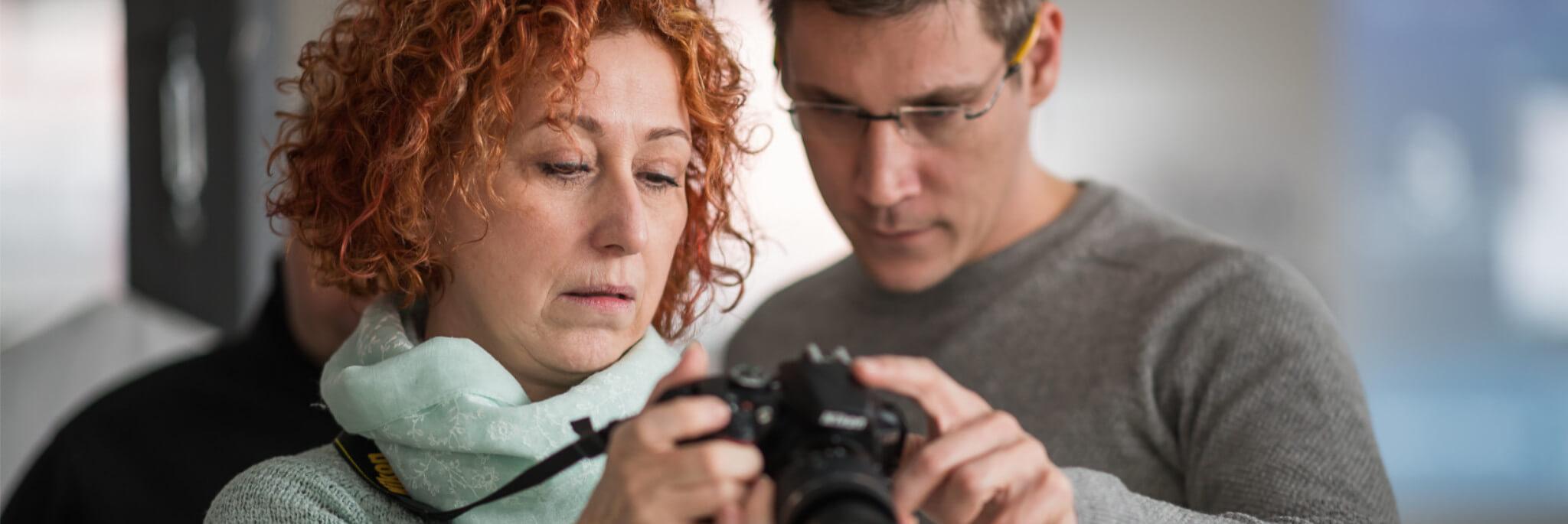 Začínáme s fotoaparáty Nikon –online. Kurz, který můžete vyhrát
