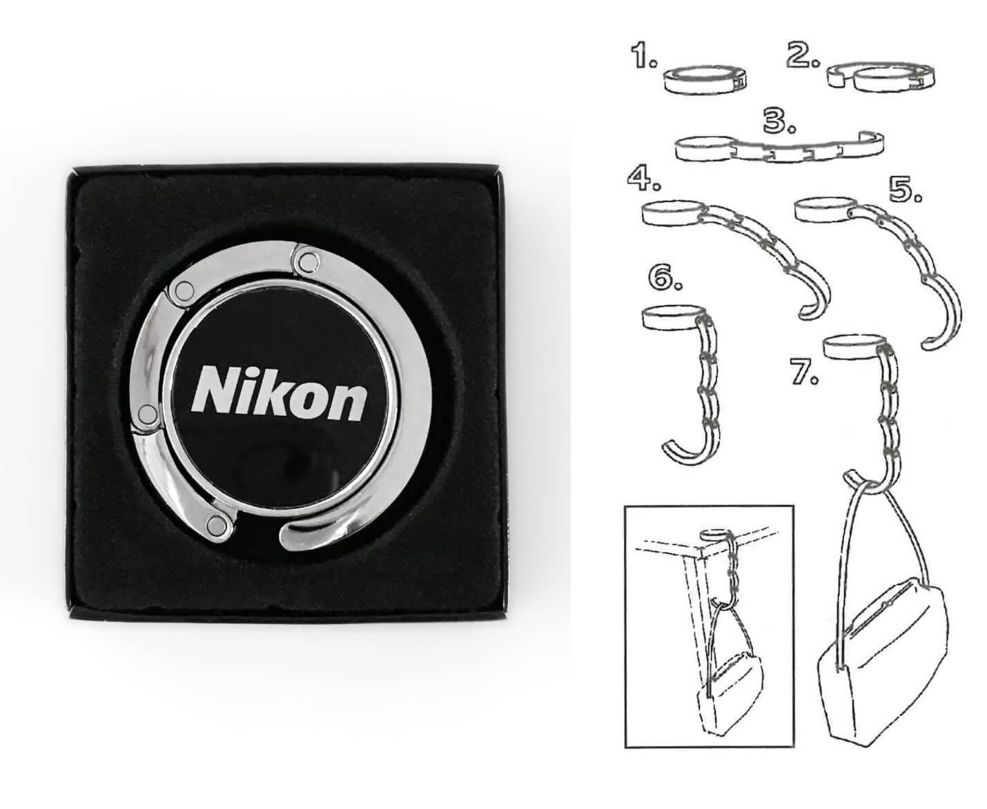 Reklamní předmět Nikon