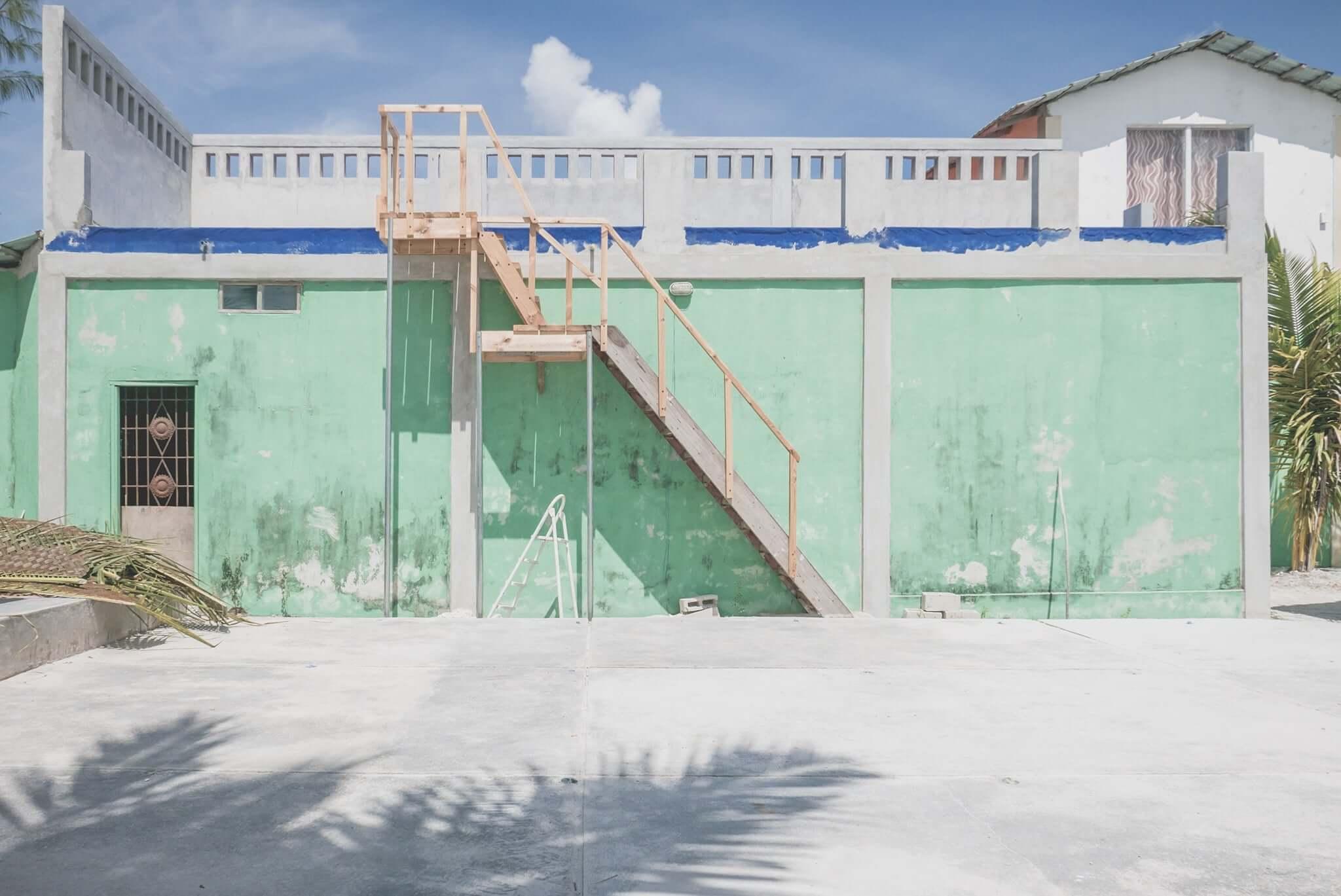 Hulhumeedhoo/Maledivy - č. 1   Foto Kubu Thór