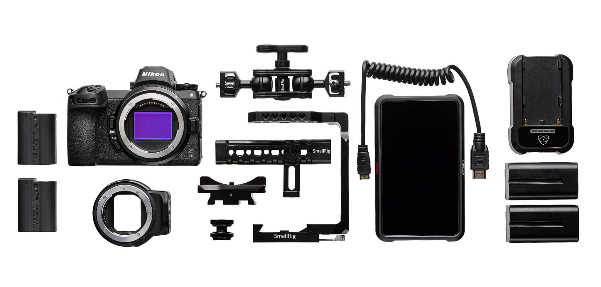 Nová videosada Nikon Z 6II