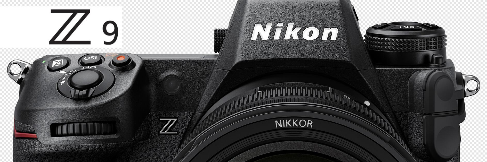 Nikon Z 9. Na cestě
