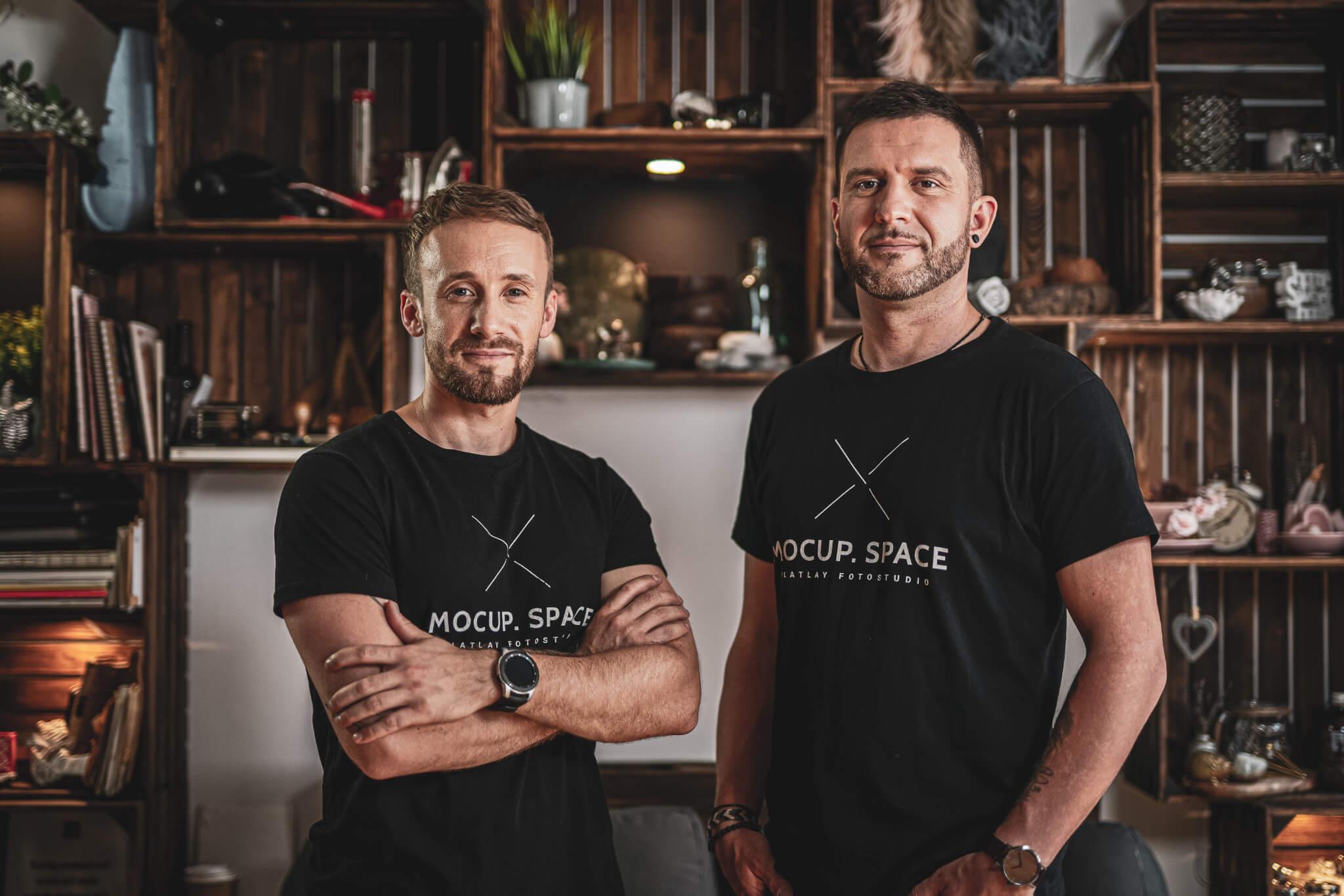 Mocup. space – Peter Konopásek a Juraj Guráň