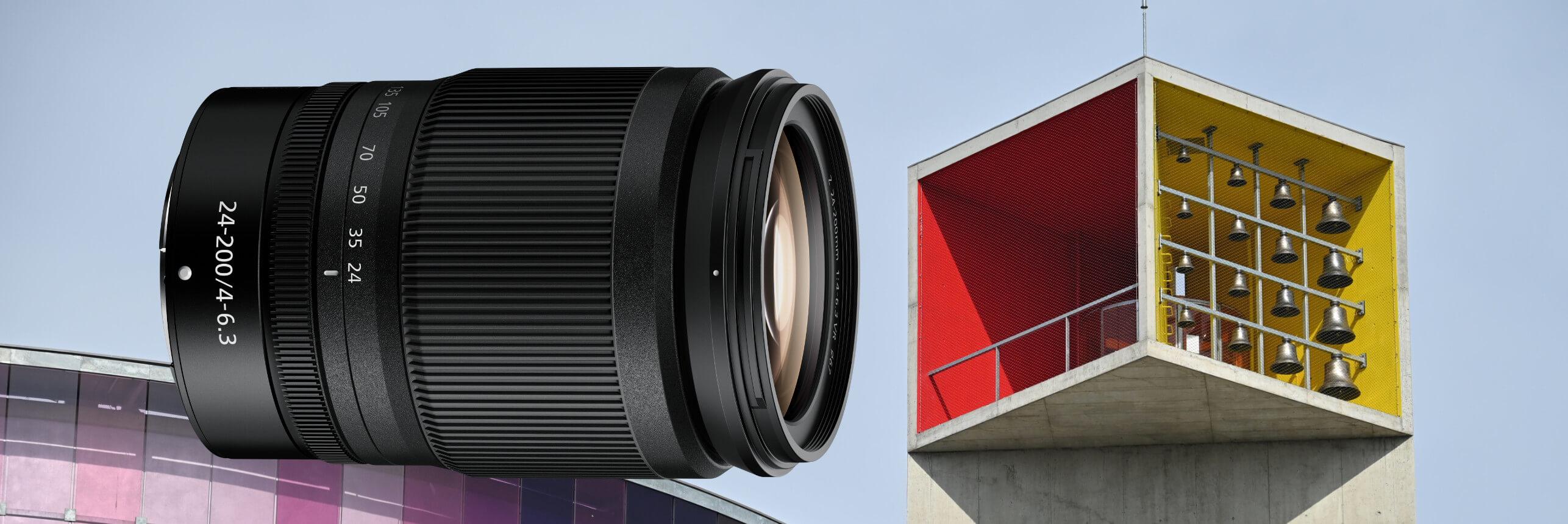 Jiná káva! Nikkor Z 24–200 mm f/4–6,3 VR v testu Nikonblogu