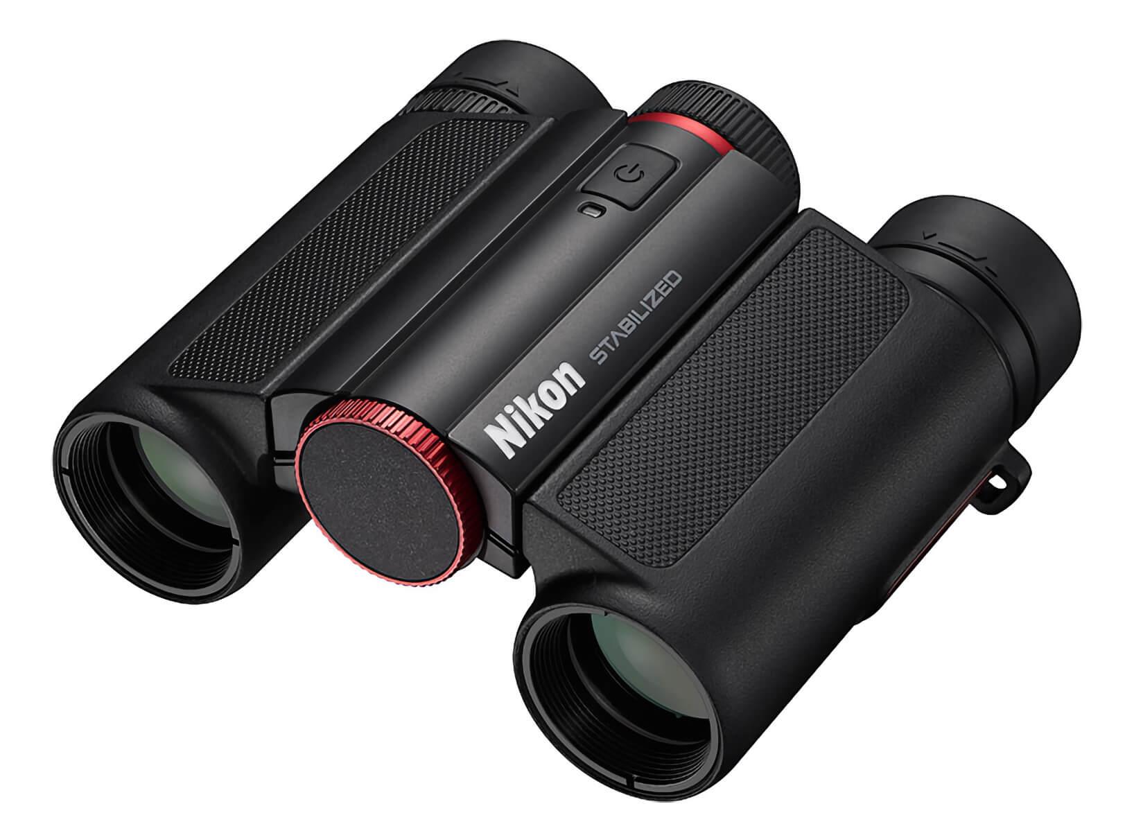 Nikon 10×25 Stabilized