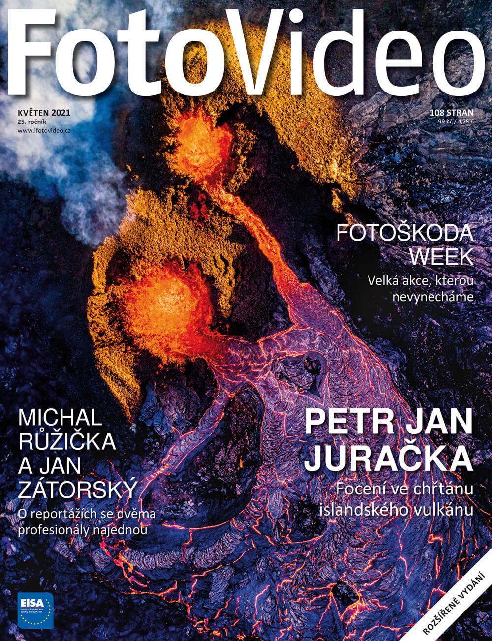 Časopis FotoVideo 5/2021