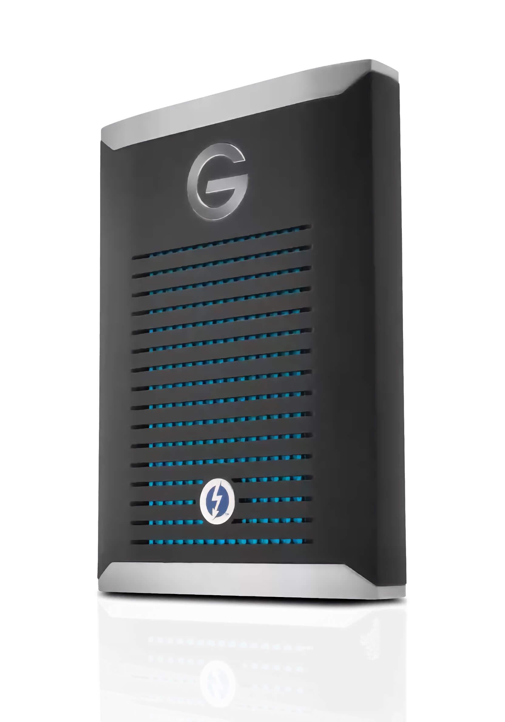 G-drive mobile PRO SSD | Zdroj foto Western Digital