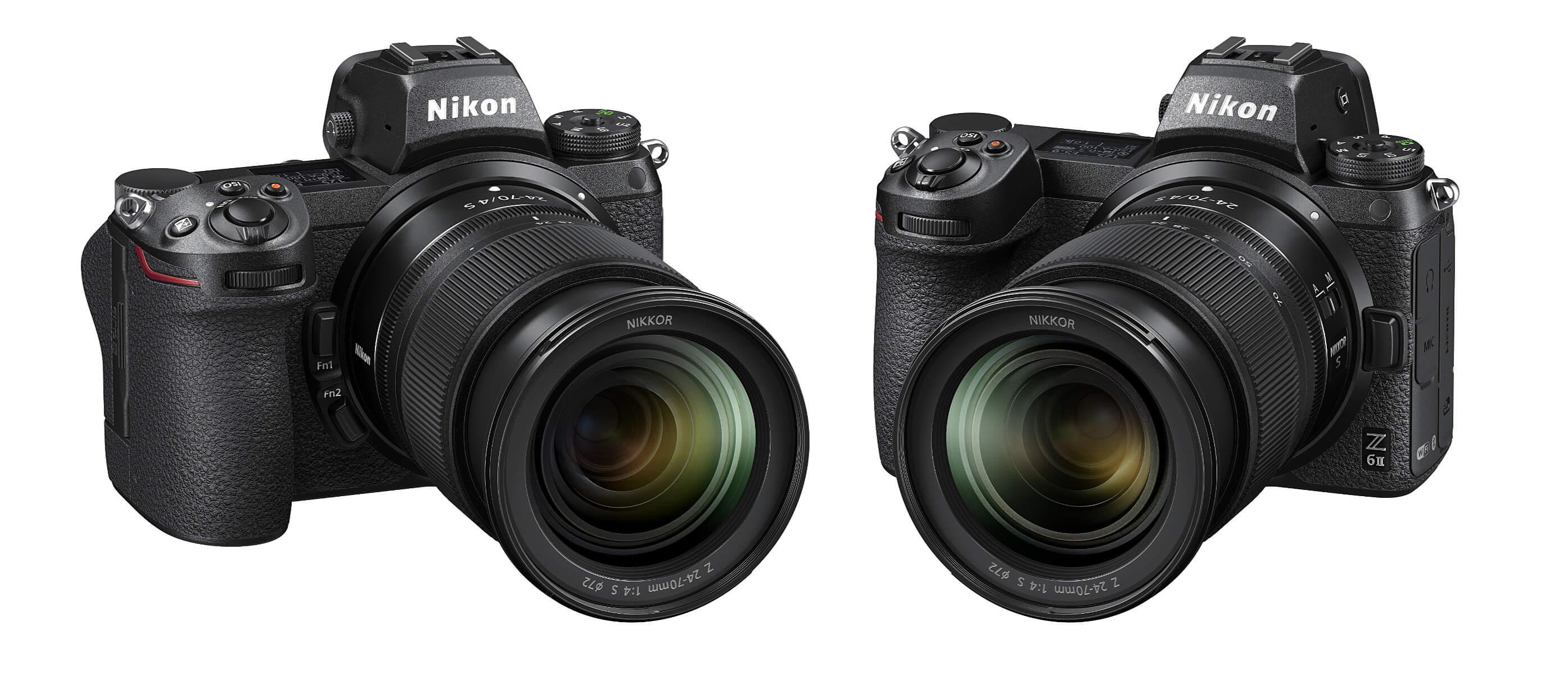 Nikon Z 6II |TIPA World Awards 2021 – Best Full Frame Camera Advanced Nikon Z 7II |TIPA World Awards 2021 – Best Full Frame Camera Expert