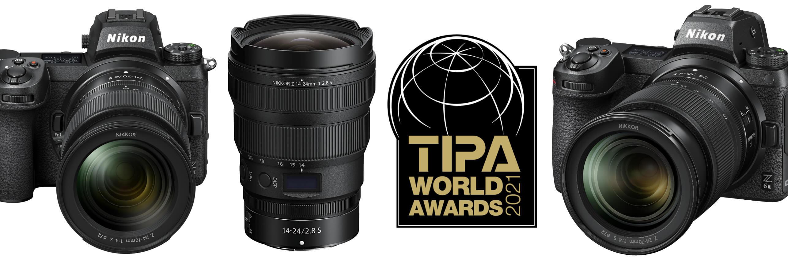 TIPA 2021 vzkazuje: Nikon patří k fotografické elitě
