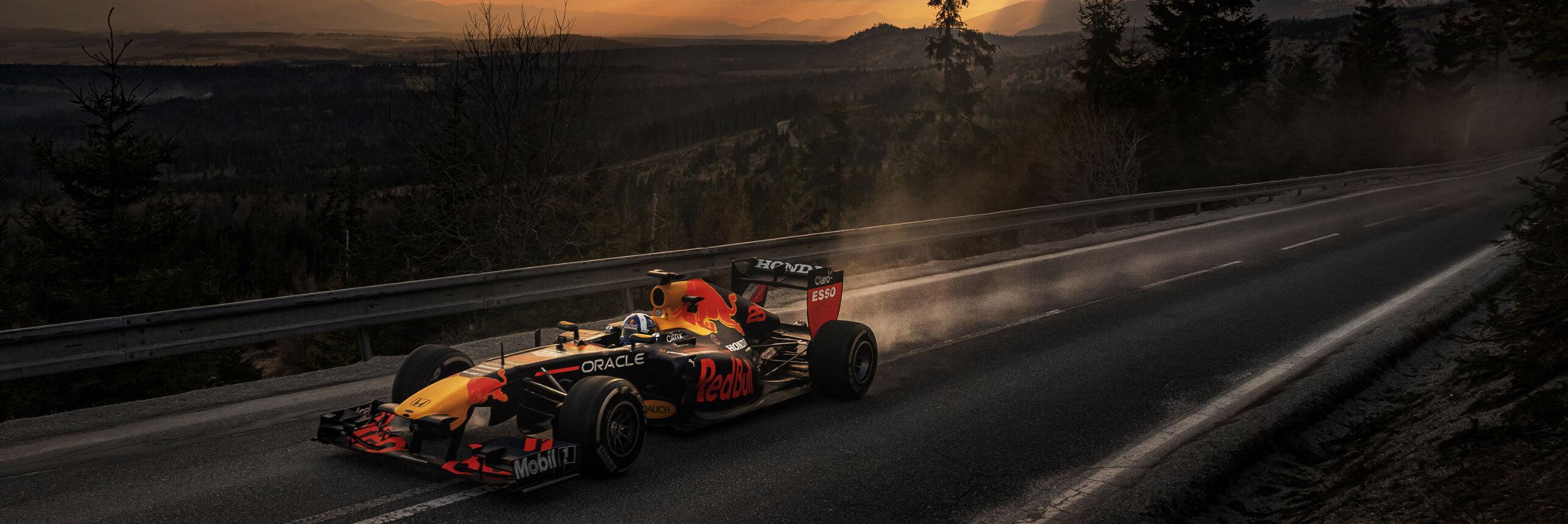 Formule 1 Česko-Slovenskem cestou necestou