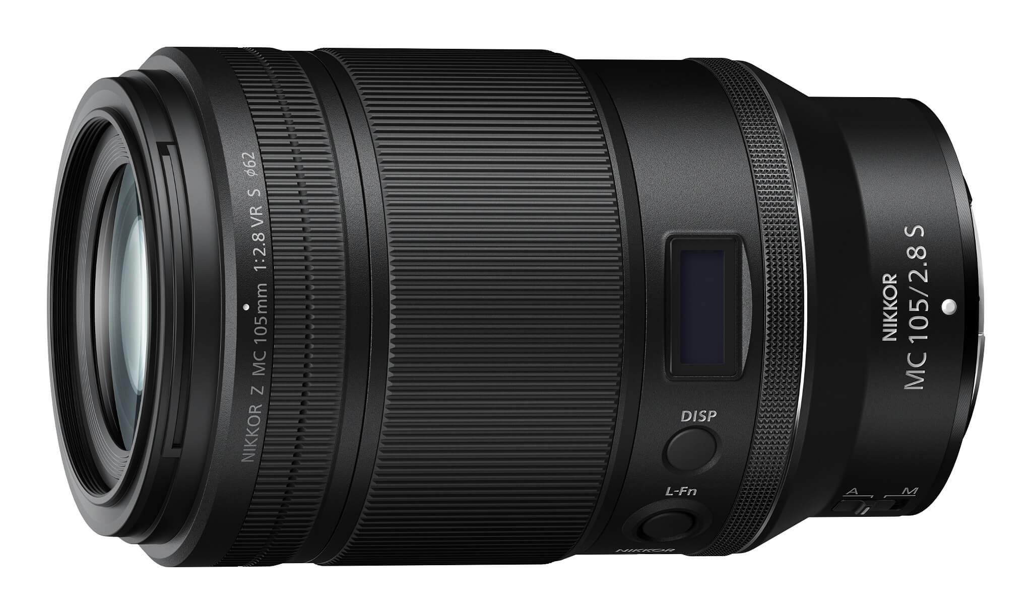 Nikkor Z MC 105 mm f/2,8 VR S