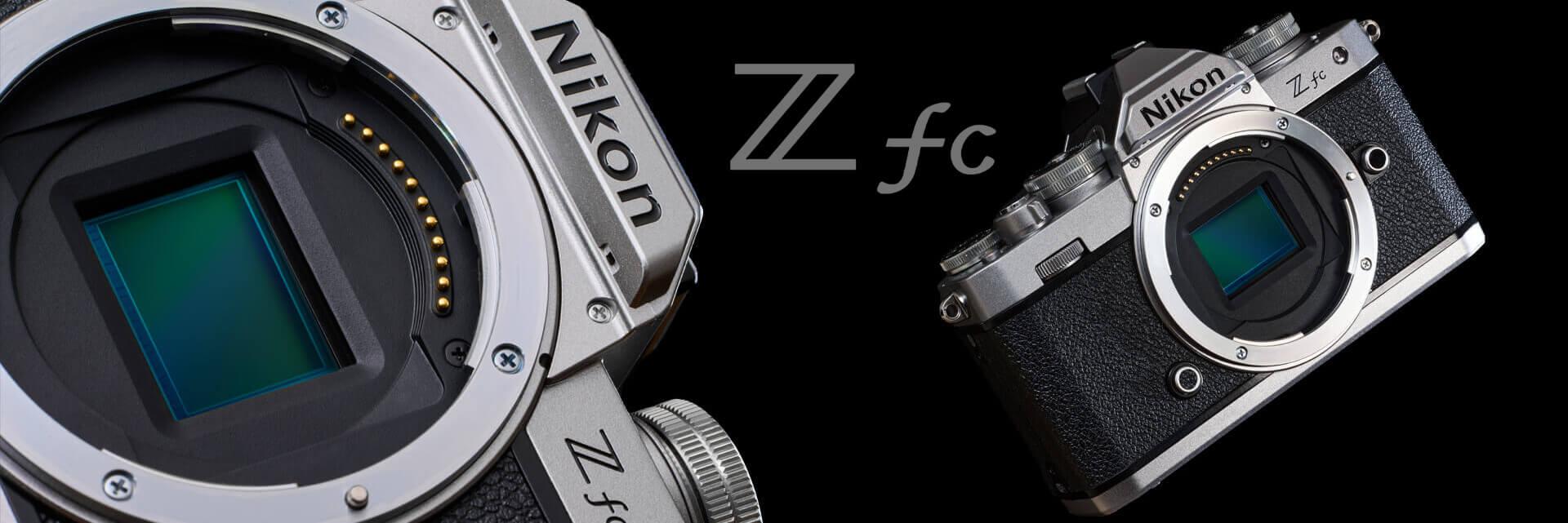Žhavá letní novinka –Nikon Z fc – digitální Nikon FM2 je na světě!