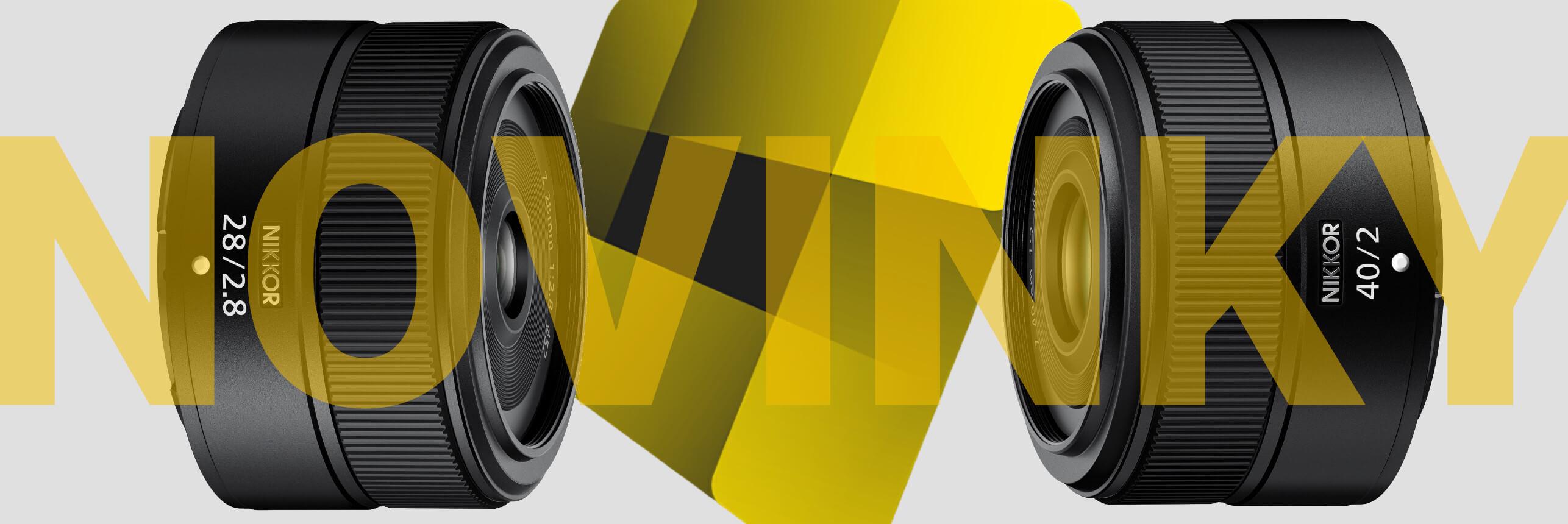 Další novinky a přísliby Nikonu pro rok 2021