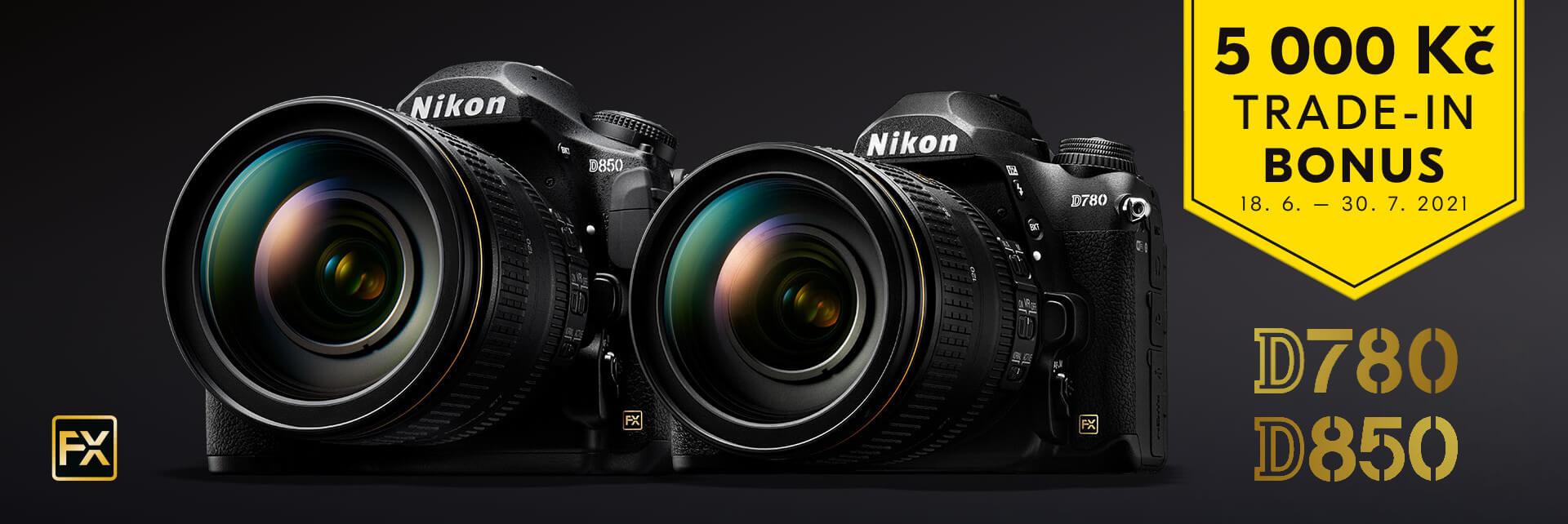 Když padá cena… Špičkové DSLR Nikonu levněji