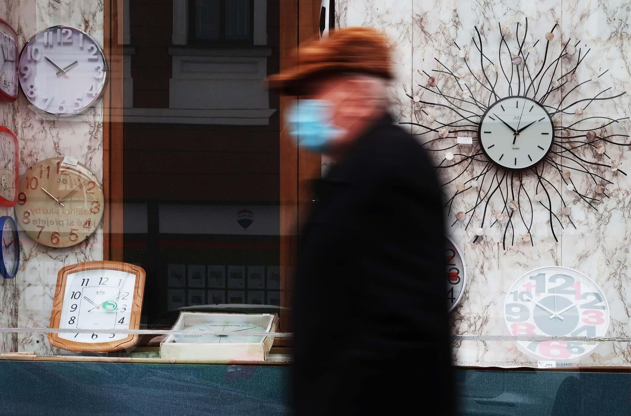 Vítězná fotografie 3. kola soutěže Fotka Nikonblogu 2021 na téma Pohyb ve fotografii | Čas je v pohybu | Foto Miloš Kostka
