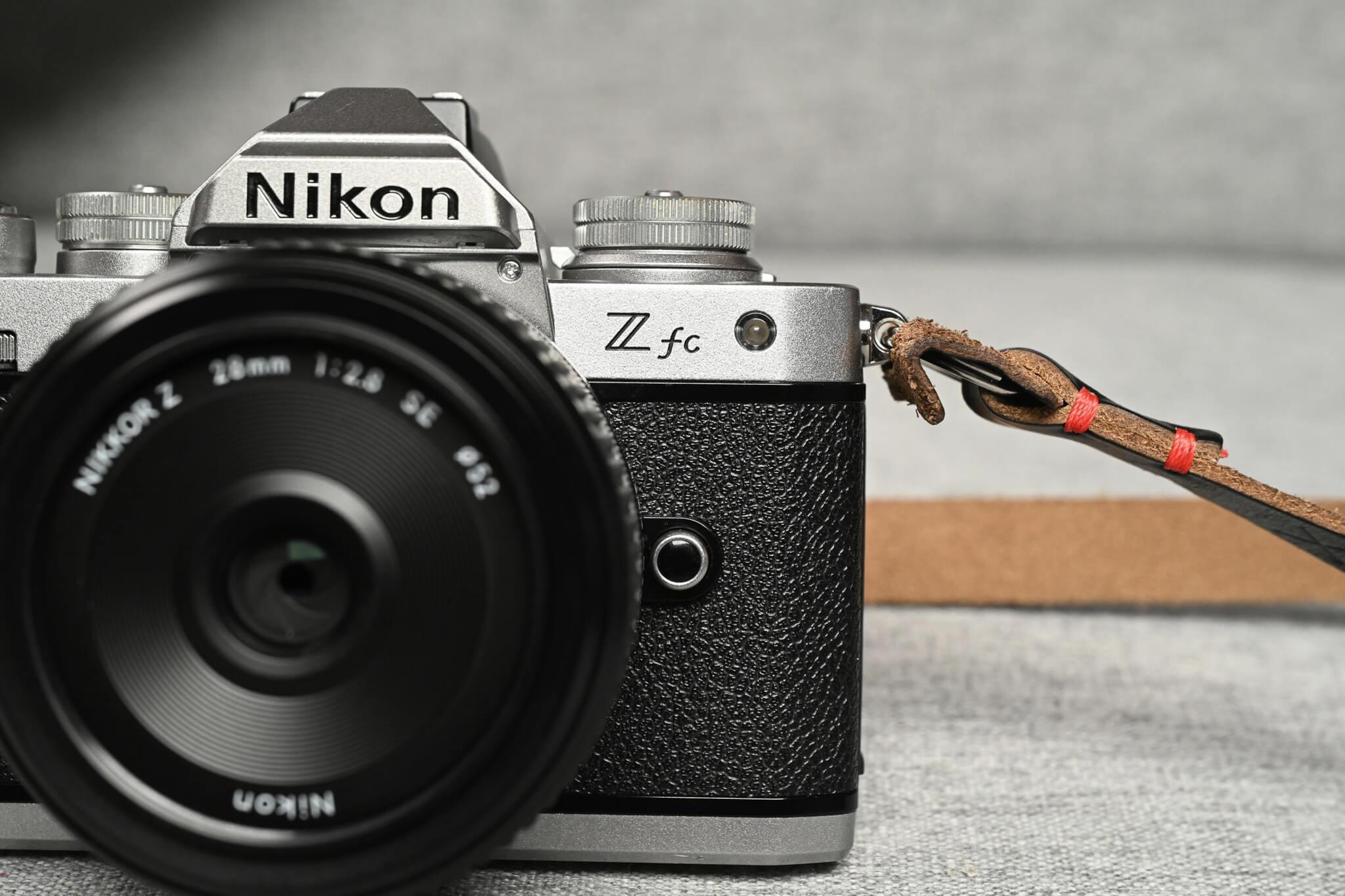 Nikon Z fc – ikonický DX mirrorless fotoaparát