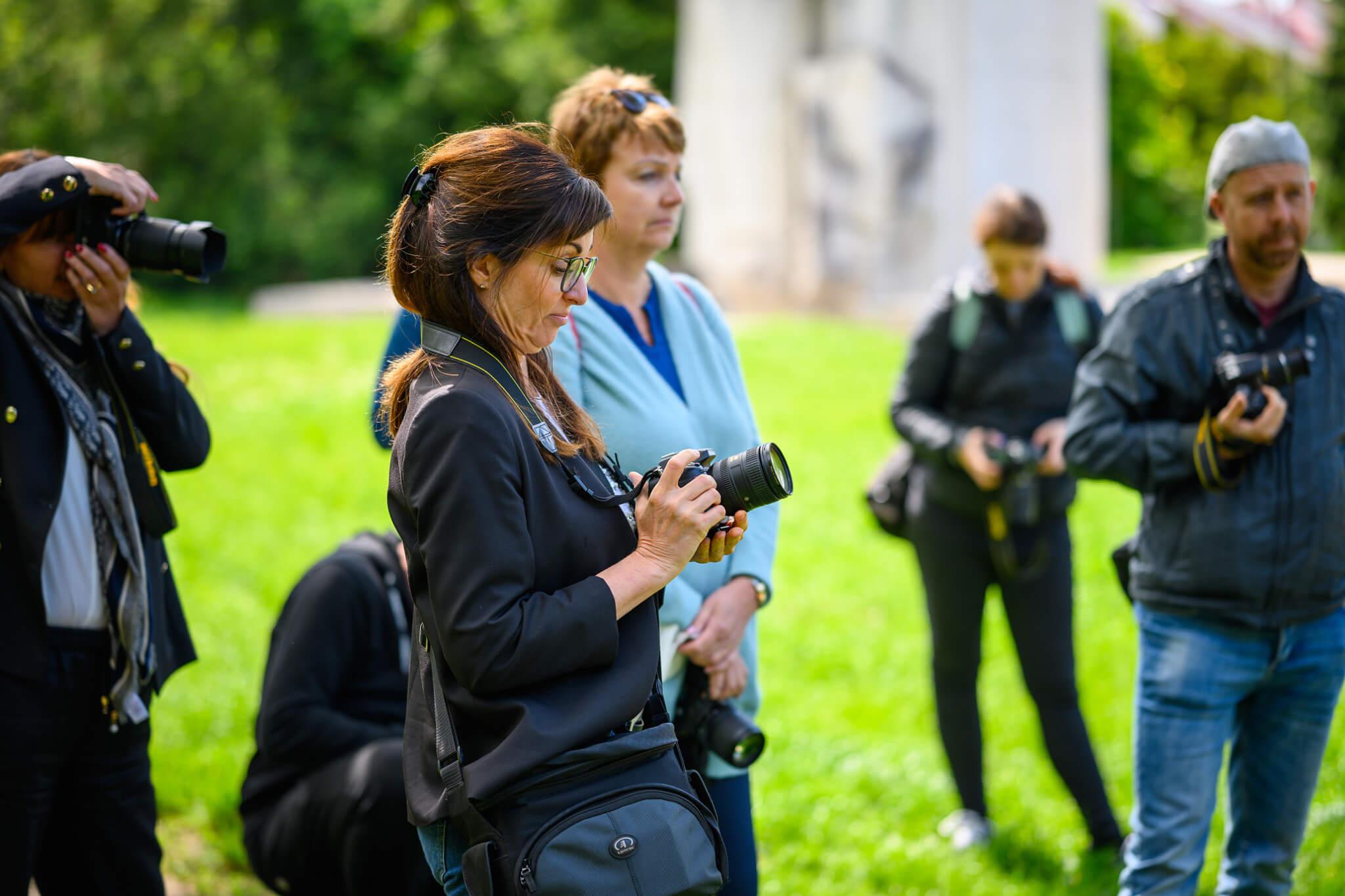Z kurzů Nikon školy | Ilustrační foto