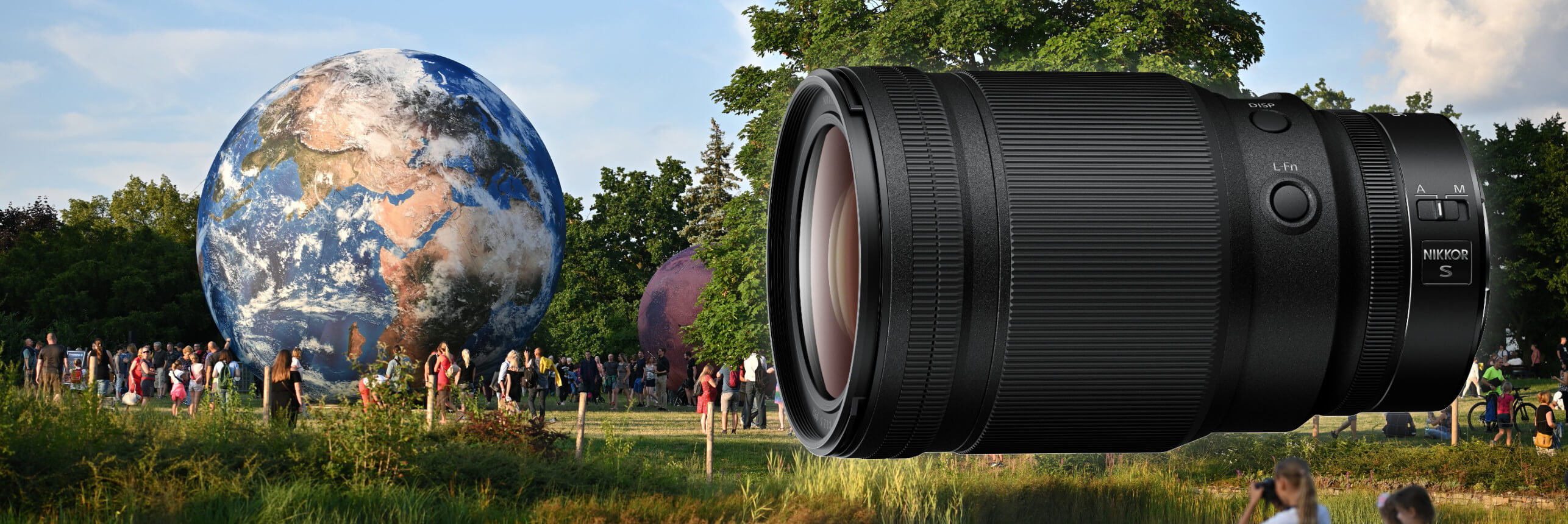 Jeho excelence… Nikkor Z 50 mm f/1,2 S v testu Nikonblogu