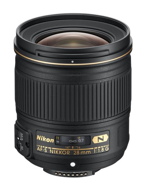 AF-S Nikkor 28 mm f/1,8G