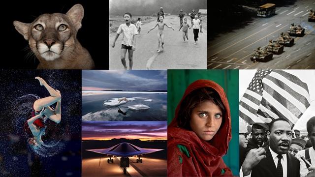 Legendárne Nikon snímky