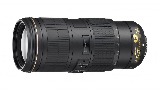 Cestovateľský objektív číslo 2. AF-S NIKKOR 70-200mm f/4G ED VR