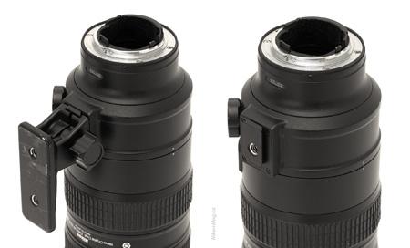 AF-S Nikkor 70–200 mm F2,8G ED VRII