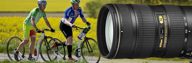 Svatá zoom-trojice Nikonu –díl 1.: AF-S Nikkor 70–200 mm F2,8G ED VRII