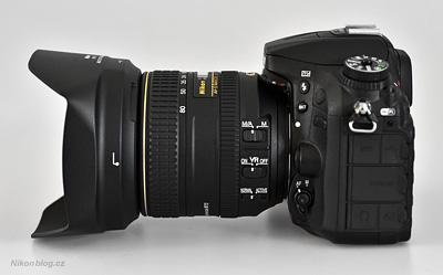 AF-S DX Nikkor 16–80 mm F2,8–4E ED VR