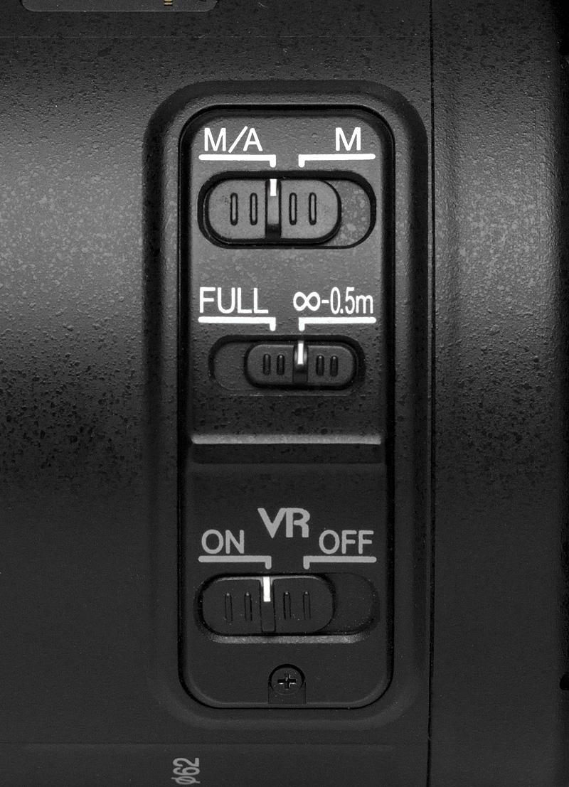 AF-S VR Micro-Nikkor 105 mm F2,8G IF-ED