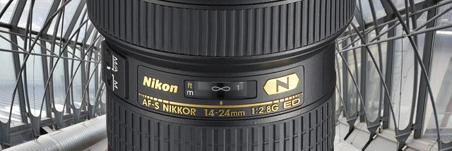 Svatá zoom-trojice Nikonu –díl 3.: AF-S Nikkor 14–24 mm F2,8G ED