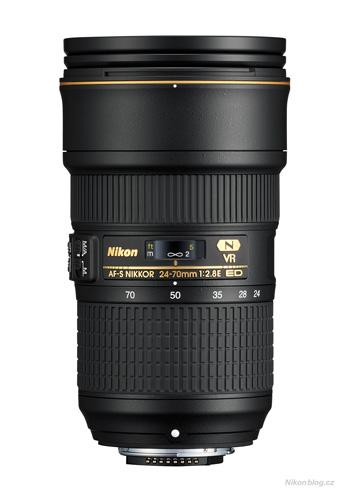 AF-S Nikkor 24–70 mm F2,8E ED VR
