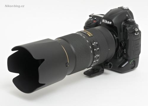 AF-S Nikkor 80–400 mm F4,5–5,6G ED VR