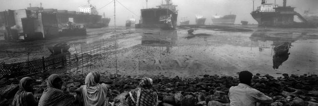 Černobílý život / Black and white life © Alžběta Jungrová: Kolumbie / Colombia
