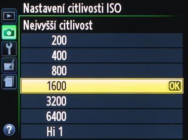 Auto ISO