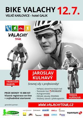 Bike Valachy s Nikonem