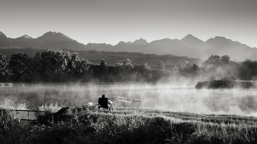 Rybačka pod Tatrami | Foto Julo Kotus