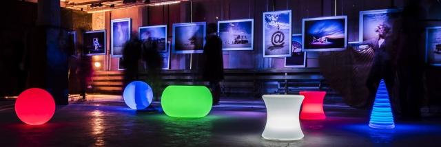 Burning man v Brně. Nenechte si ujít výjimečnou výstavu ke 100. výročí Nikonu!