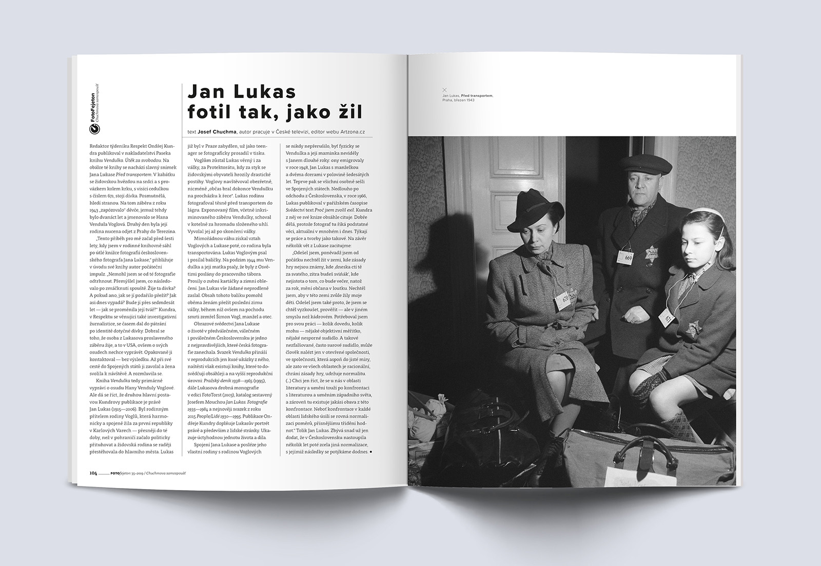 Časopis FOTO č. 35