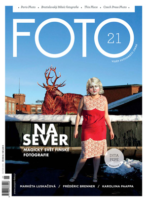 Časopis FOTO č. 21