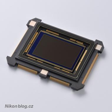 CMOS snímač Nikonu D3200