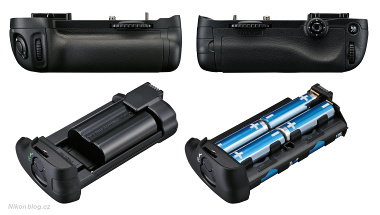 Battery grip MB-D14