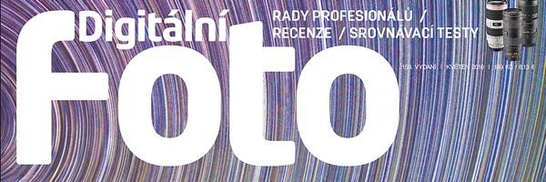 Astrofotografie s časopisem Digitální foto č. 150