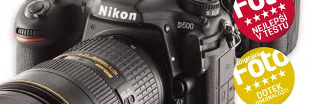 Nikon D500 hvězdou Digitálního fota č. 154