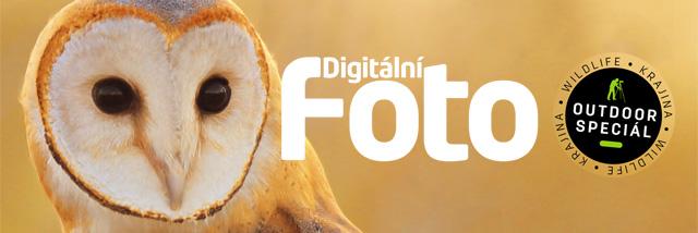 Fotografujte v přírodě s časopisem Digitální foto č. 155