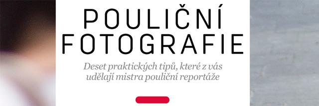 Pouliční fotografie v Digitálním fotu č. 160