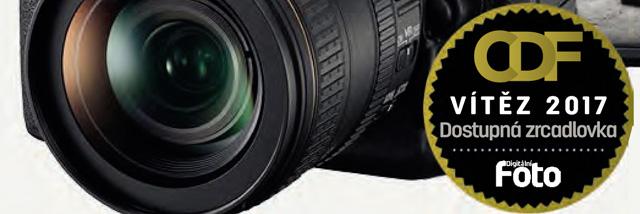 Jak fotit v noci s Digitálním fotem č. 161. A dvě ocenění pro Nikon!